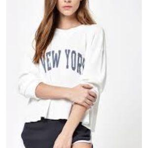 New York white thermal